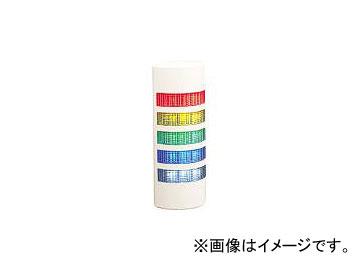 パトライト/PATLITE ウォールマウント薄型LED壁面 WEP502RYGBC(3261981)
