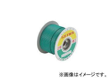 正和電工/SEIWA-DENKO アースコード VSFコード 100m ドラム巻 SF100CD(2929970) JAN:4954447709544