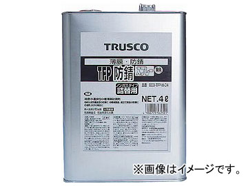トラスコ中山/TRUSCO TFP防錆剤 無色 4L ECOTFPMC4(5123135) JAN:4989999440607