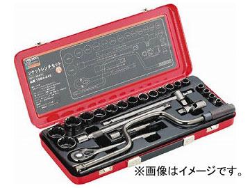 トラスコ中山/TRUSCO ソケットレンチセット 差込角12.7mm 24S TSW424S(3019845) JAN:4989999460728