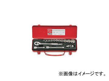 山下工業研究所/Koken ソケットセット 3252M(3957071) JAN:4991644234011