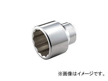 前田金属工業/TONE ソケット(12角) 67mm 8D67(1223348) JAN:4953488003284