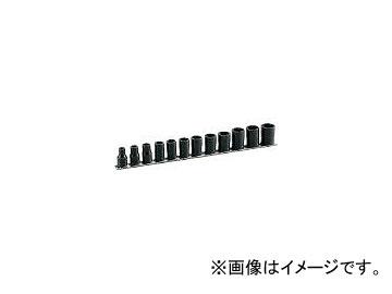 前田金属工業/TONE トルネードソケットセット(ホルダー付) HTR312(3109798) JAN:4953488209037