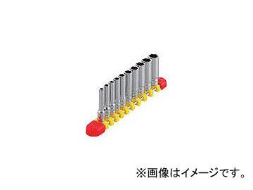 京都機械工具/KTC 6.3sq.ディープソケットセット[10コ組] TB2L10E(3839257) JAN:4989433140568
