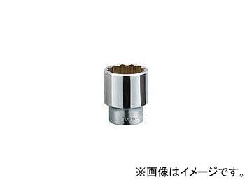 京都機械工具/KTC 19.0sq.ソケット(十二角) 85mm B4085(3834131) JAN:4989433165493