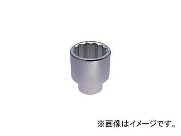 京都機械工具/KTC 25.4sq.ソケット(十二角) 60mm B5060(3448061) JAN:4989433105345