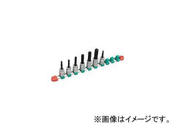 京都機械工具/KTC 12.7sq.ヘキサゴンビットソケットセット[10コ組] TBT410H(3077527) JAN:4989433149776