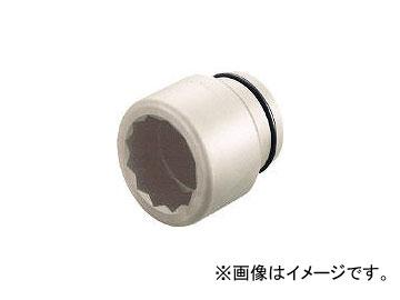 前田金属工業/TONE インパクト用ソケット(12角) 60mm 12AD60(3963641) JAN:4953488003413