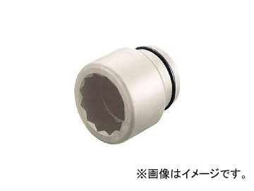前田金属工業/TONE インパクト用ソケット(12角) 41mm 12AD41(3963586) JAN:4953488003352
