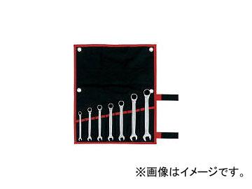 前田金属工業/TONE ラチェットめがねレンチセット 7pcs RM700(3699145) JAN:4953488205817