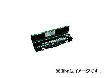 前田金属工業/TONE ロングめがねレンチセット(45°) 2600M(1200461) JAN:4953488007251
