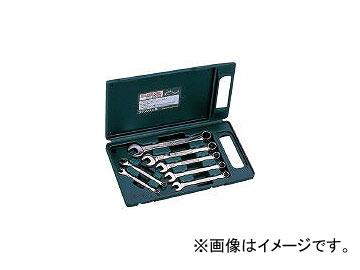 前田金属工業/TONE SUSコンビネーションスパナセット 7pcs SMS700(3956423) JAN:4953488013443