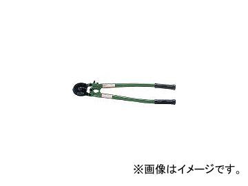 MCCコーポレーション ワイヤロープカッタ 750 WC0275(1176145) JAN:4989065100374