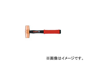 オーエッチ工業/OH ライトン銅ハンマー#3 FH30LT(3271315) JAN:4963360181290