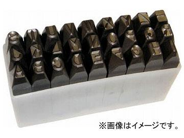 トラスコ中山/TRUSCO 英字刻印セット 6mm SKA60(2284880) JAN:4989999134094
