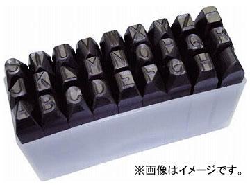 トラスコ中山/TRUSCO 逆英字刻印セット 10mm SKC100(2285312) JAN:4989999134216