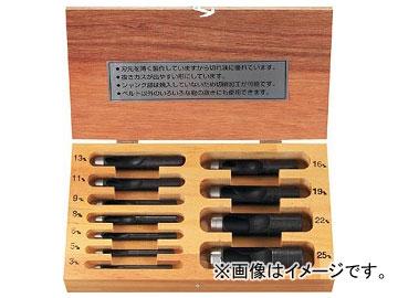 トラスコ中山/TRUSCO ポンチセット 11本組 TPO11S(3365051) JAN:4989999013887