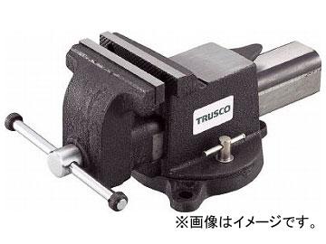 トラスコ中山/TRUSCO 回転台付アンビルバイス 125mm VRS125N(3010597) JAN:4989999183818