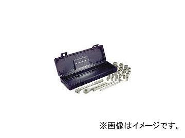 スナップオンツールズ/Snap-on 12角ソケットセット22個 AMCW260M(2805936) JAN:4547230013685