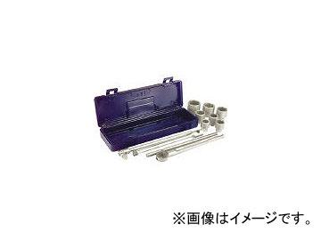 激安本物 AMCW291M(2805944) 12角ソケットセット7個 JAN:4547230013692:オートパーツエージェンシー スナップオンツールズ/Snap-on-DIY・工具