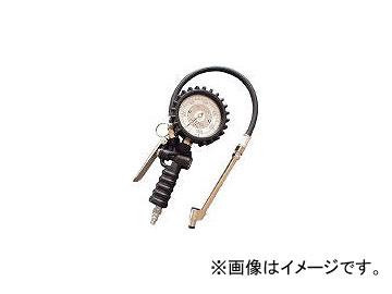 八興販売/HAKKOUHANBAI エアーチャックタイヤゲージ 乗用車・バン・トラック・バス用 AG80122(3258602) JAN:4580112530214