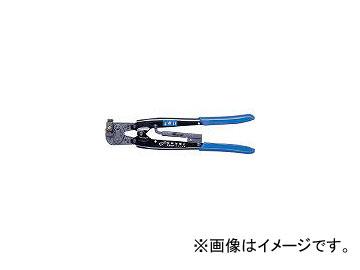 泉精器製作所/IZUMI 手動片手式圧着工具絶縁端子用 4GOD(1526880) JAN:4906274800284