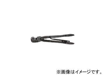 日本圧着端子製造 裸端子/裸スリーブ用手動式圧着工具(端子呼び/8用) YHT8S(4226372)