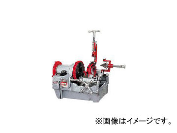 レッキス工業/REX 自動切上ダイヘッド付パイプマシン N100A(1205374) JAN:4514706010523