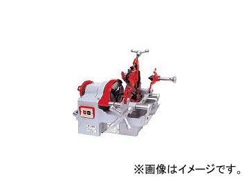 レッキス工業/REX 自動切上ダイヘッド付パイプマシン S40A3(2981661) JAN:4514706017041