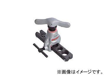 スーパーツール/SUPER TOOL フレアリングツールセット(偏芯式)フィードハンドル型、新冷媒・新規格 TF456WH(2758946) JAN:4967521247399