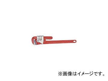 ヒット商事 パイプレンチ900mm PU900(2880342) JAN:4953830210087