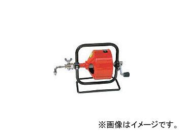ヤスダトーラー 排水管掃除機F3型スタンド型 F369