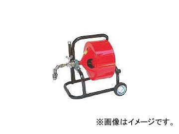ヤスダトーラー 排水管掃除機F4型キャスター型 F41012