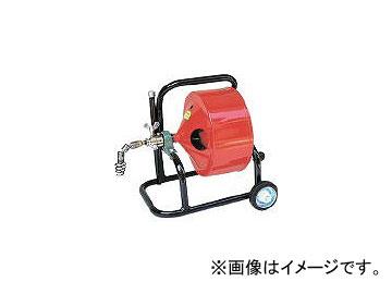 ヤスダトーラー 排水管掃除機F4型キャスター型 F4129