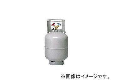 アサダ/ASADA フロン回収ボンベ フロートセンサー付 24L 無記名 TF057(2495279) JAN:4991756144086