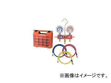 文化貿易工業/BBK R-410Aボールバルブ式マニホールドキット 410FMK(3645886) JAN:4560160091936