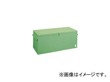 トラスコ中山/TRUSCO 大型車載用工具箱 棚1段付 1200×520×650 FT12000(2390663) JAN:4989999510898