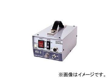 中村製作所/NAKAMURAMFG 電動ドライバー用(2KD・5KD用)トランススピードコントロール仕様 KD3(2503158) JAN:4580125348028