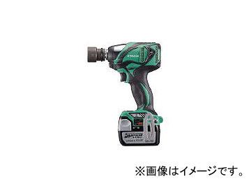 日立工機/HITACHI 14.4Vコードレスインパクトレンチ 緑 WR14DBAL22LSCKL(4305850) JAN:4966376204168