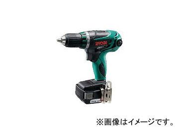 リョービ/RYOBI 充電式ドライバドリル 14.4V BDM1410(3560341) JAN:4960673669644