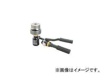 泉精器製作所/IZUMI 一体型油圧式パンチャ SH5PDGA
