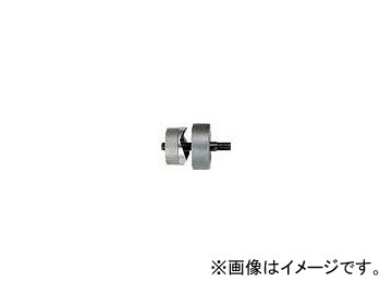 泉精器製作所/IZUMI 丸パンチ 厚鋼電線管用 パンチ穴115.5 B104(3952134) JAN:4906274803162