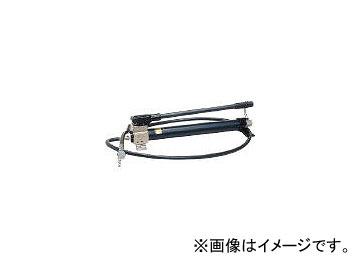 泉精器製作所/IZUMI 手動式油圧ポンプホース2m付 HP700A(3952258) JAN:4906274801137
