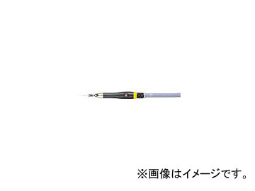 UHT エアーラッピングツール ターボラップリニア 黒黄 TLL12(1432940) JAN:4560215170234