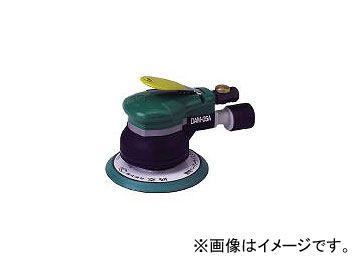 空研/KUKEN 非吸塵式デュアルアクションサンダー(マジック) DAM05AB(2954257) JAN:4560246020447