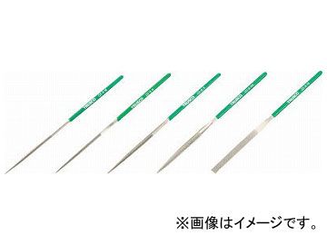 トラスコ中山/TRUSCO ダイヤモンドヤスリ 精密用 8本組 セット GS8SET(1176366) JAN:4989999146011