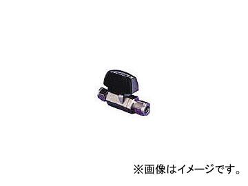フジキン/FUJIKIN ステンレス鋼製3.92MPaパワフル継手付ボール弁 PUBV9412(3655211)