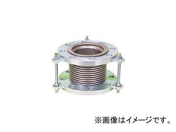 南国フレキ工業/NFK 排気ライン用伸縮管継手 5KフランジSS400 250A×200L NK7300250200(4204760) JAN:4582119971427