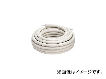 タブチ/TABUCHI 被覆アルミ三層管耐候アイボリー13φ10厚(20m) UPC13HONT1020MMAKI(4040198) JAN:4560111026062
