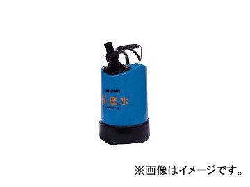 非自動 新素材製/ ステンレス製 (2P) 口径:25mm 50Hz 2極 寺田ポンプ製作所 S-500LN 水中ポンプ S-500LN形底水用